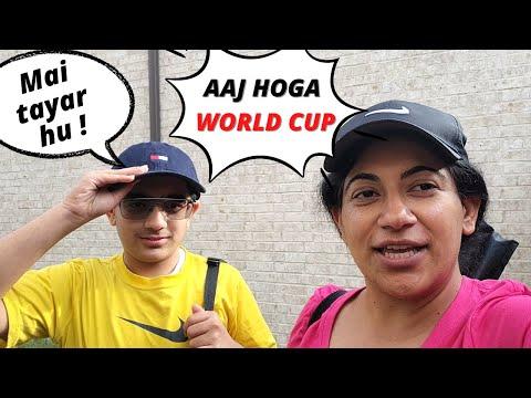 America meh CRICKET Match AMERIKAN keh sath !! | Indian Vlogger In Amerika 😍🚩