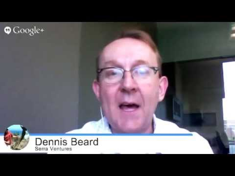 Venture Funding with Serra Ventures Dennis Beard - CU150 Ep. 9
