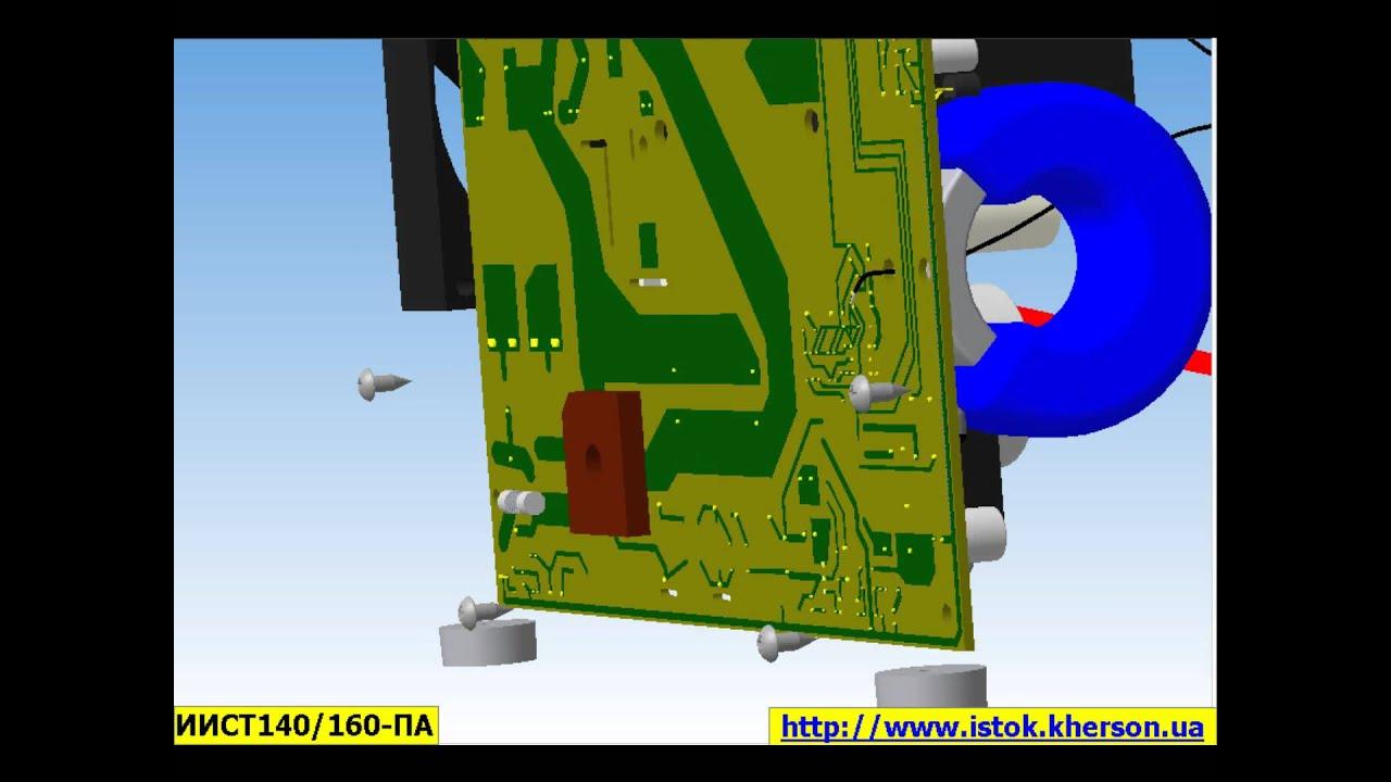 индукционный котел отопления схема подробная