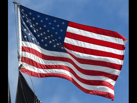 American Flag Etiquette: 5 Things To Know For Respecting Old Glory