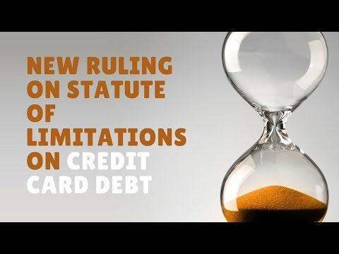 Arizona Appeals Court Issues New Ruling On Statute Of Limitations On Credit Card Debt