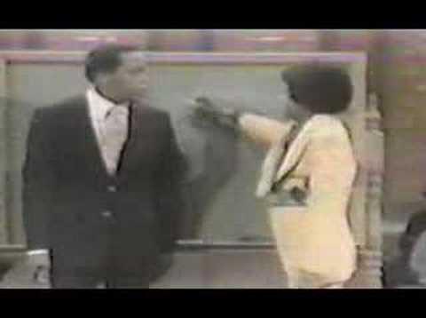 Michael Jackson - Maths skit with Flip Wilson