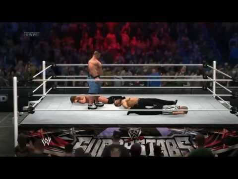 WWE2k14  Universe Mode   Ep 67   The Poison Interferes (Poor Charles Robinson)
