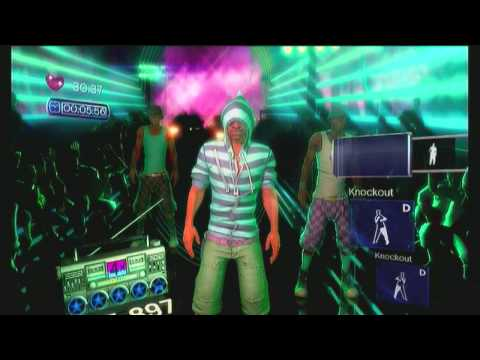 Dance Central Jay Sean Ft Lil Wayne - Down (Hard) Gold Stars