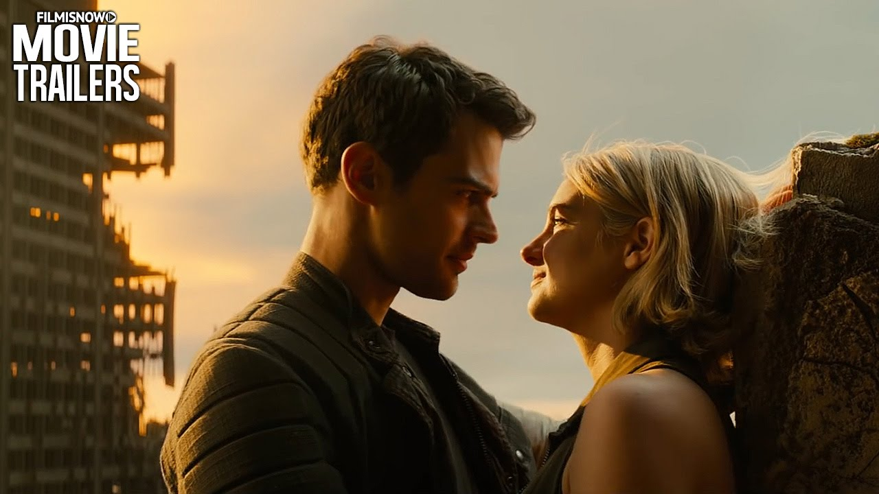 Marriage without dating kissing scene in divergent
