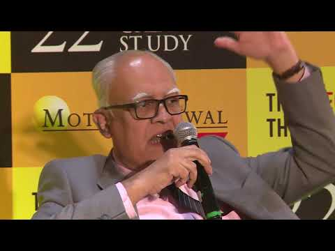 Motilal Oswal 22nd Wealth Creation Study - Fireside Chat