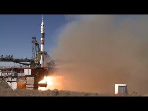 Эксперт назвал возможные причины аварии при запуске «Союза МС-10»