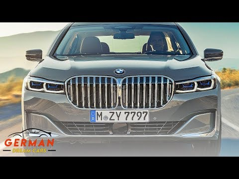 BMW 7 SERIES 2020 – Ready to fight S Class and Audi A8