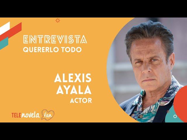 Entrevista con Alexis Ayala