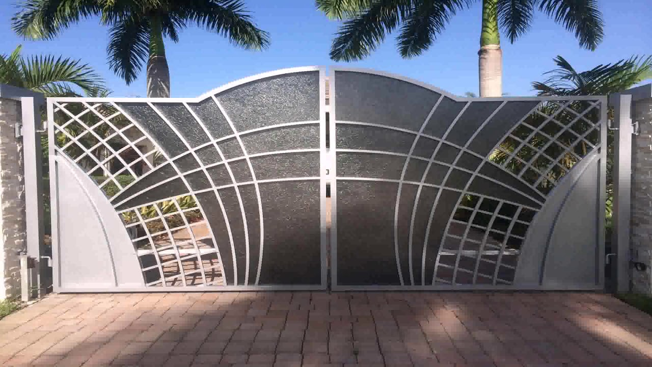 Sliding Gate Design For Home In India Youtube