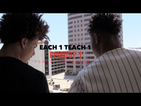 "Each 1 Teach 1 | Episode 1 ""Peach Jam Bound"""