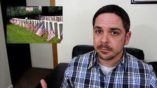 Don't Thank Veterans On Memorial Day