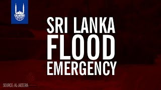 Islamic Relief USA - Sri Lanka Flood Emergency