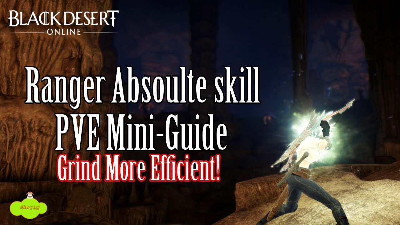 Black Desert Online - [PvE] Ranger Setup Guide | Crystals, Skill Add-ons,  Skill Rotation (Outdated)