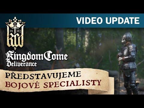 Kingdom Come: Deliverance Video Update #13 v češtině