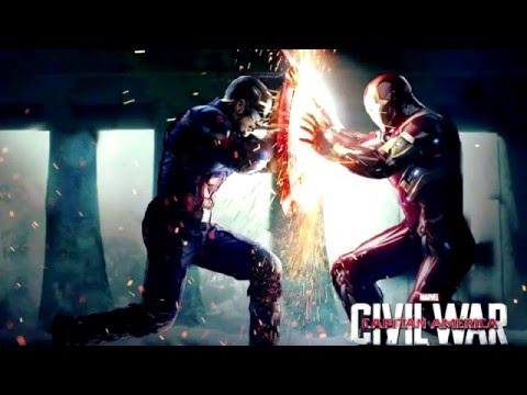 """Captain America: Civil War Official Main Theme """"Cap's Promise"""" Music Soundtrack   Henry Jackman"""