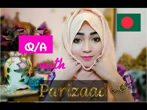 Q & A with ParizaaD - I Answers your question on Instagram & facebbok - 동영상