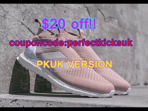 e2ffbb0e8c260 PKUK!ADIDAS X KITH ACE 16+ PURECONTROL ULTRA BOOST REVIEW from - YouTube