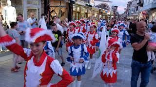 Jaworzyna Śląska Mażoretki Fart Parada W Ochrydzie Macedonia