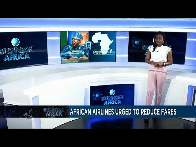 Why African flights are so expensive [Business Africa]
