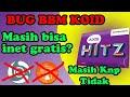 Bug BBM Coid Ini solusinya internet gratis Axis Hitz Selamanya Opok