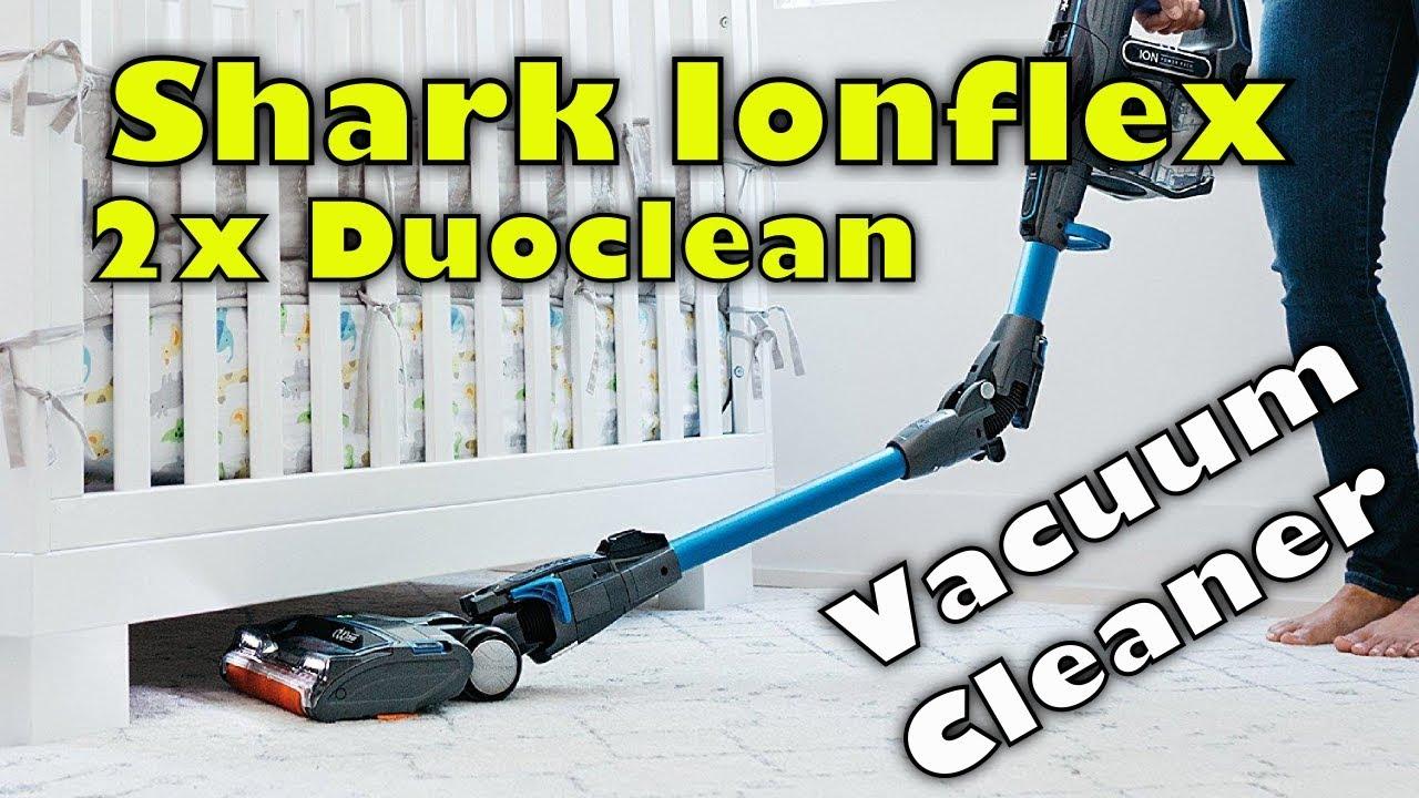 Shark Ionflex 2x Duoclean Cordless Vacuum If251 Video