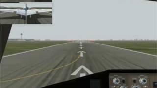 Boeing 777 GMCS simulation in FS2004