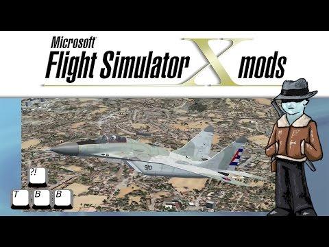 Flight Simulator X Plane Spotlight - Mikoyan-Gurevich Mig-29 Fulcrum