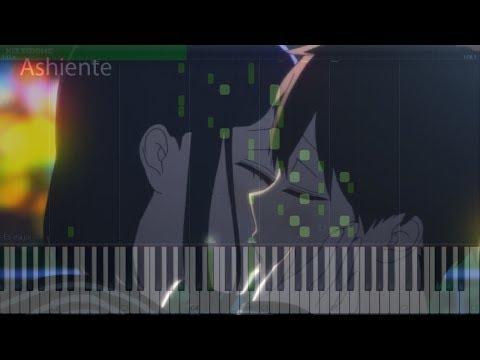 """""""Koi to Uso"""" Episode 1 OST """"Confession"""" (Piano Solo ver.) 恋と噓 【ピアノ】"""