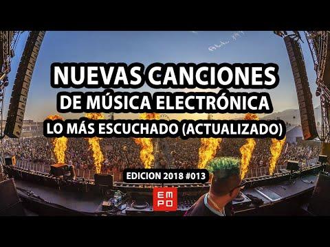 LA MEJOR MÚSICA ELECTRÓNICA OCTUBRE 2018 #013 | LOS MAS ESCUCHADOS | LO MAS NUEVO