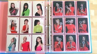 TWICE Photocard Collection Update (Over 2,000 Unique Cards!)