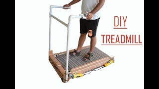 How to Make Treadmill at Home - Running Machine for Gym Workout