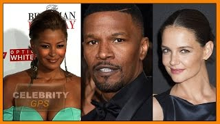 RHOA confirms Katie Holmes and Jamie Foxx are dating - Hollywood TV
