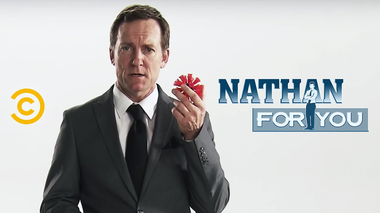 Nathan For You - Doink-It: The Only Proof You're Not a Baby