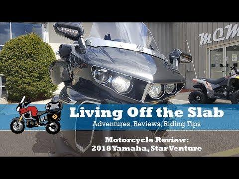 Motorcycle Review: 2018 Yamaha, Start Venture