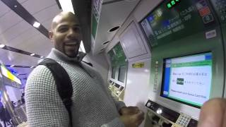 Our First Tokyo Subway Experience