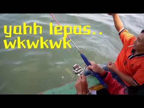 Mancing di Tanjung Priok via Kresek Koja