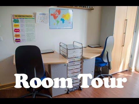 homeschool-room-tour