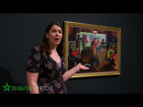 Tate Britain - Queer History