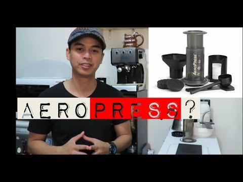 Coffee Vlog #9 How to brew Aeropress coffee?