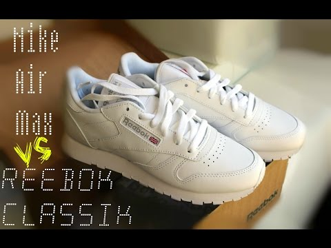 Reebok Classic vs. Nike Air Max Как | HAUL 2015  | Тренды лета