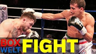 Sebastiano Lo Zito vs Roman Hardok - 10 rounds super middleweight - 08.04.2018 - Hamburg