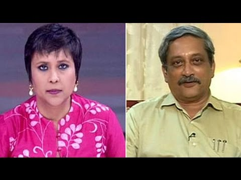 Leaving Goa will be painful: Manohar Parrikar to NDTV
