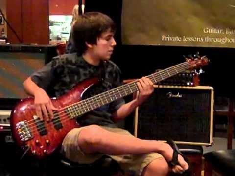Bradley School of Music-Jonathan Drougas-August Jam