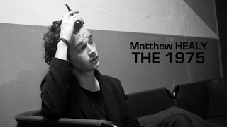 Interview : Matthew Healy - The 1975 / Paris (2014)