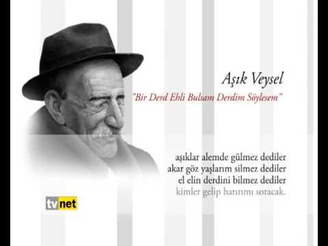 AŞIK VEYSEL & BİR DERD EHLİ BULSAM DERDİM SÖYLESEM