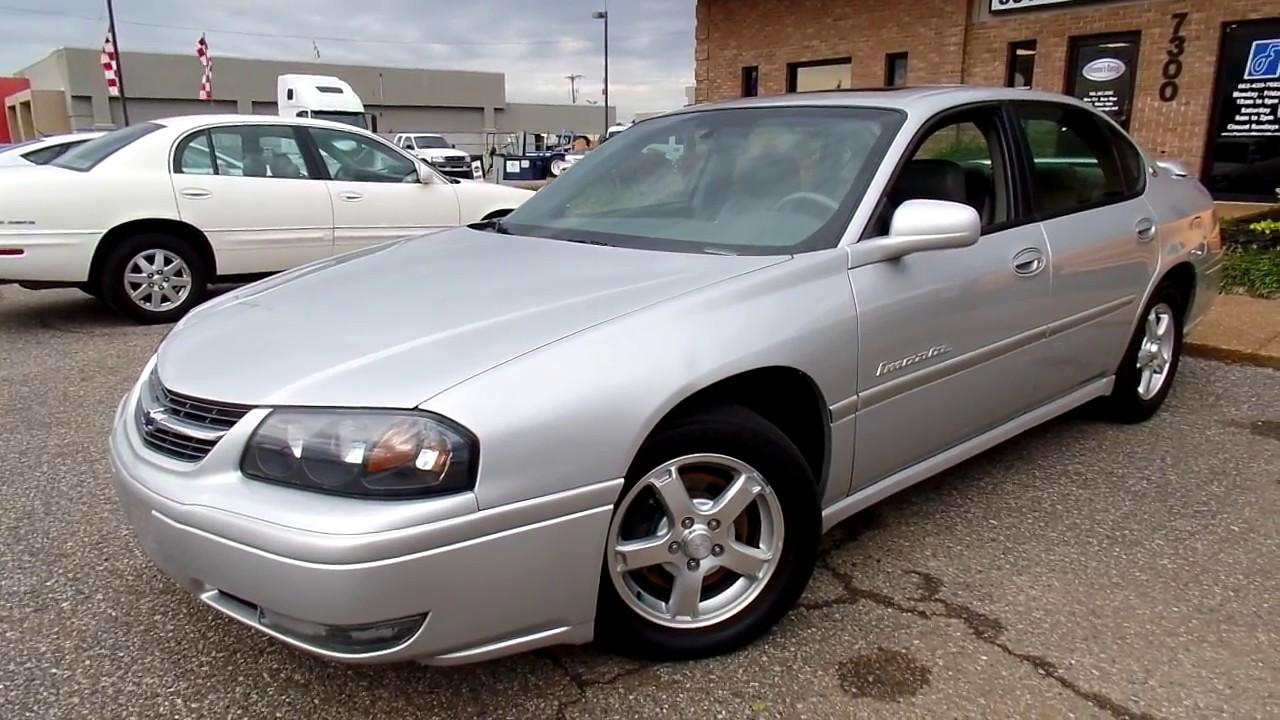 Impala 2004 chevrolet impala : 2004 Chevy Impala LS For Sale - YouTube