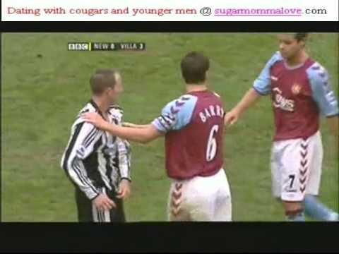 Anwar El Ghazi 'headbutts' Aston Villa team-mate Tyrone Mings during West Ham clash