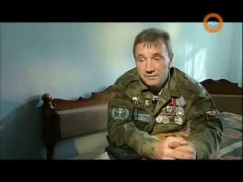 Бой между Русскими и Чечено Палестинской бандой сепаратистов Подвиг Буданова