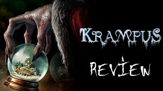 Krampus: Movie Review and the Legend Explained